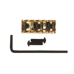 Mighty Mite Original Floyd Rose 42mm Locking Nut Bottom Mount Gold