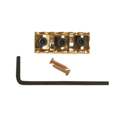 Mighty Mite Original Floyd Rose 42mm Locking Nut - Top Mount - Gold