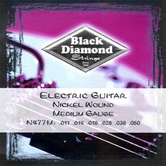 Black Diamond Strings 477 Series Nickel Round Wound 11-50 Gauge N477M
