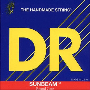 DR Strings - SUNBEAMS - Bass Guitar Strings - Medium - 5 String  NMR5-45  45-125 - Ant Hill Music