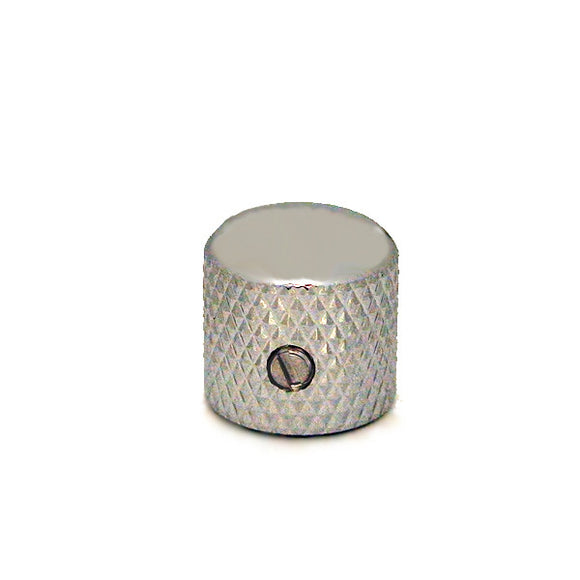 Ant Hill Music Guitar Control Knob Dome Top Fit Split/Solid Shaft Chrome - Ant Hill Music
