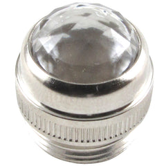 Indicator Lamp Jewel Fits Fender Amps and More - Clear