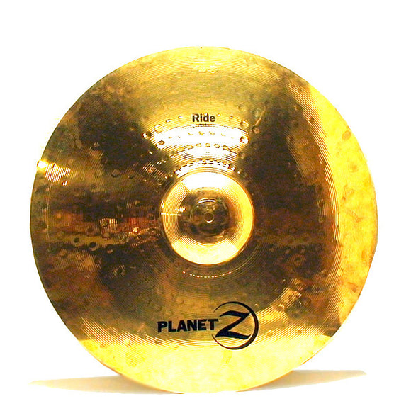 Zildjian Planet Z 20 inch Ride Cymbal Made in the USA