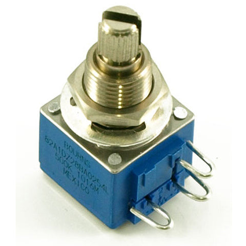 Bourns Blue Box 82 Electric Guitar Potentiometer 500K Split Shaft