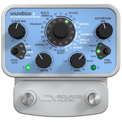 Source Audio Soundblox 2 Multiwave Bass Distortion - SA221