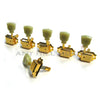 Gotoh Vintage Style Guitar Tuning Machines - 3 per side - Gold