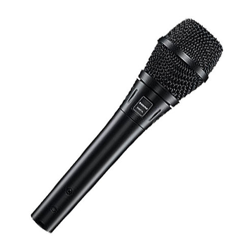 Shure Handheld Condenser Microphone for Vocals Instruments Stage Studio SM87A-LC
