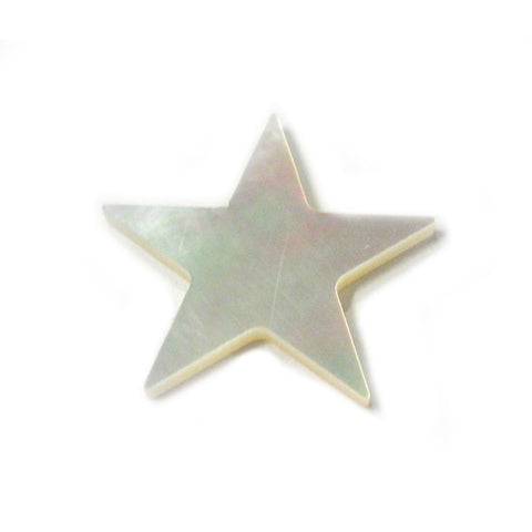 Tyler Mountain Genuine Mother of Pearl Star Inlay