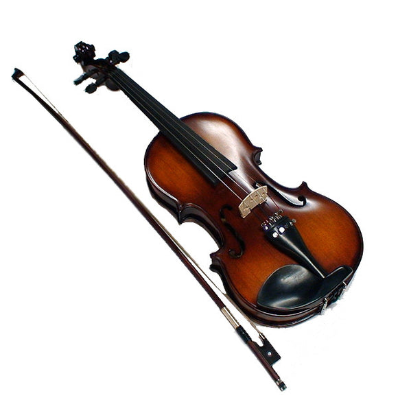 Conrad Pfeifer Full Sized 15 inch Viola includes Bow and Case with Hydrometer - Ant Hill Music
