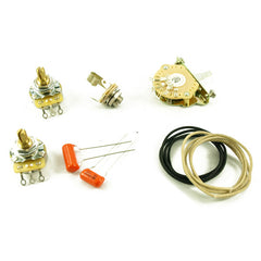 WD Music Fender Tele 3-Way Wiring Kit Diagram,wiring,parts included NO Knobs