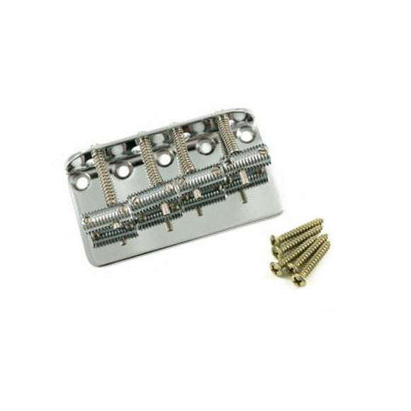 WD Music Electric Bass Bridge Knurled Saddles For Vintage Fender WD105C - Ant Hill Music