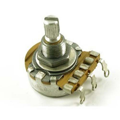 WD Music Audio Taper Split Shaft Full Size 50K OHM Guitar Potentiometer WD50A