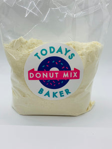 Refill Pack - Vanilla Mini Cake Donut Kit - TODAYS BAKER