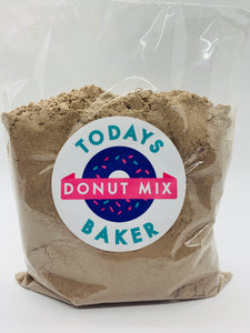Refill Pack - Chocolate Mini Cake Donut Kit - TODAYS BAKER