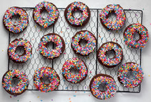 Load image into Gallery viewer, Refill Pack - Chocolate Mini Cake Donut Kit - TODAYS BAKER