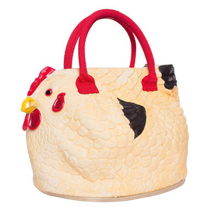 Rubber Chicken Purse - The Hen Bag Handbag