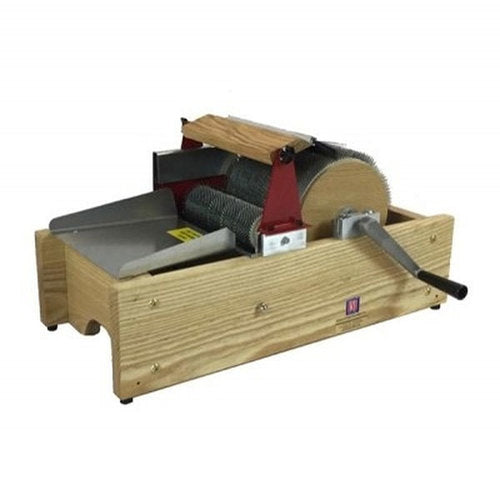 Mad Batt'r Drum Carder - Single Wide Chain Drive