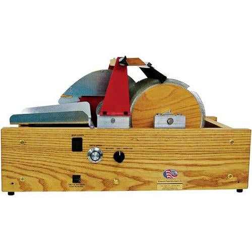 Motorized Finest Drum Carder- Single Wide Chain Drive