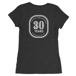 Strauch 30th Anniversary Ladies Tee