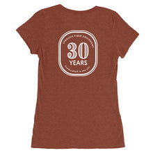 Load image into Gallery viewer, Strauch 30th Anniversary Ladies Tee