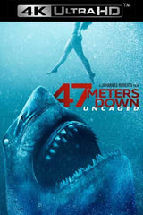 47 Meters Down: Uncaged 4k