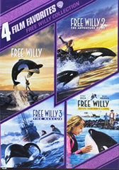 4 Film Favorites: Free Willy 1-4