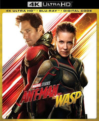 Ant-Man and The Wasp 4k