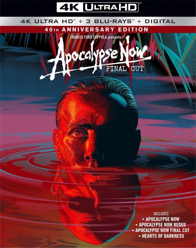 Apocalypse Now - Final Cut (Triple Feature) 4k