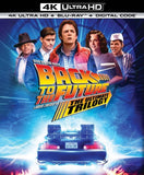Back to the Future Trilogy 4k