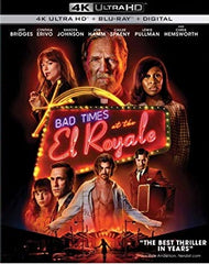 Bad Times at the El Royale 4k