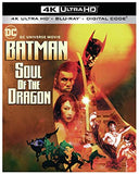Batman: Soul of the Dragon 4k