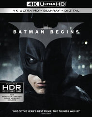 Batman Begins 4k