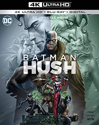 Batman: Hush 4K