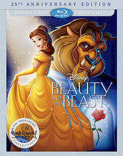 Beauty And The Beast 25th Anniversary