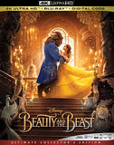 Beauty and the Beast (Live Action) (2017) 4k