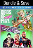 Birds of Prey & Suicide Squad 2-Film Collection (Bundle)