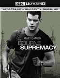 Bourne Supremacy 4K