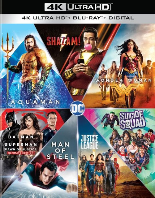 DC 7- Film Collection 4k