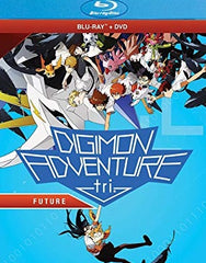 Digimon Adventure Tri: Future
