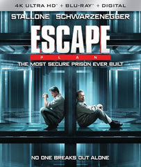 Escape Plan 4k
