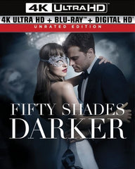 Fifty Shades Darker (Unrated) 4K