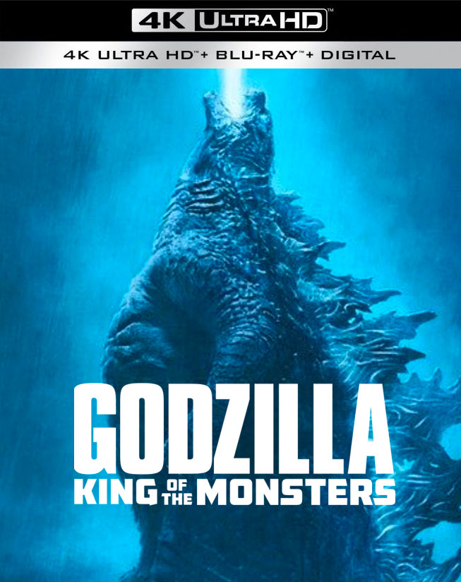 Godzilla: King of the Monsters 4k
