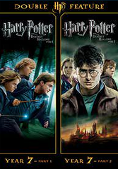 Harry Potter Double Feature: The Deathly Hallows Part 1 & 2