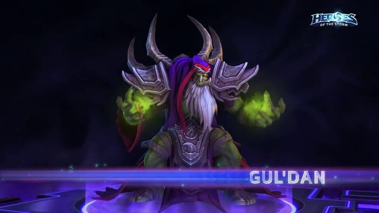 Gul'Dan - Heroes of the Storm