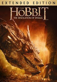 The Hobbit Desolation of Smaug (Extended)