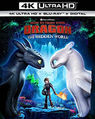 How to Train Your Dragon: The Hidden World 4k