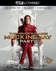 The Hunger Games: Mockingjay Part 2 4K