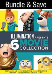 Illumination: 6-Movie Collection (Bundle)