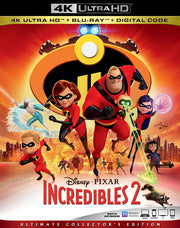 Incredibles 2 4K