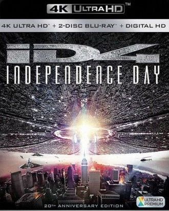 Independence Day 4k